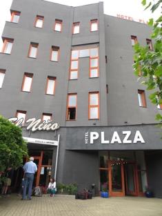 Unser Hotel in Mlada Boleslav